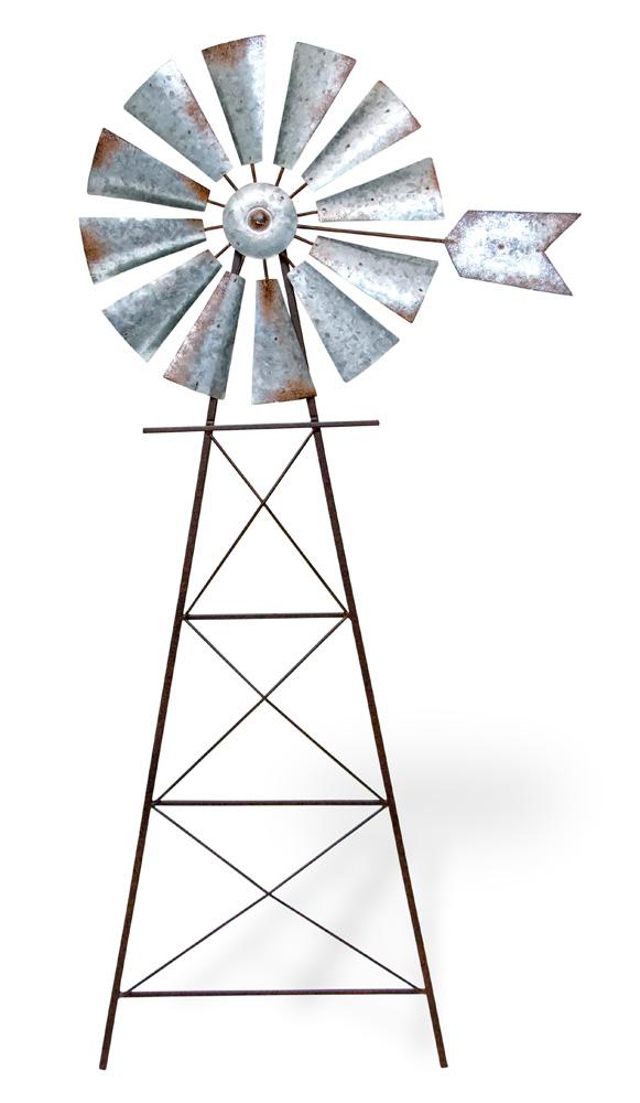 Boston International MJA18500 Windmill Ground Stake