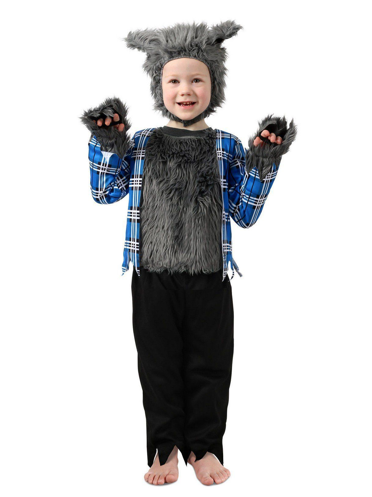 Princess Paradise 414035 Child Little Werewolf Costume for Boys, Small