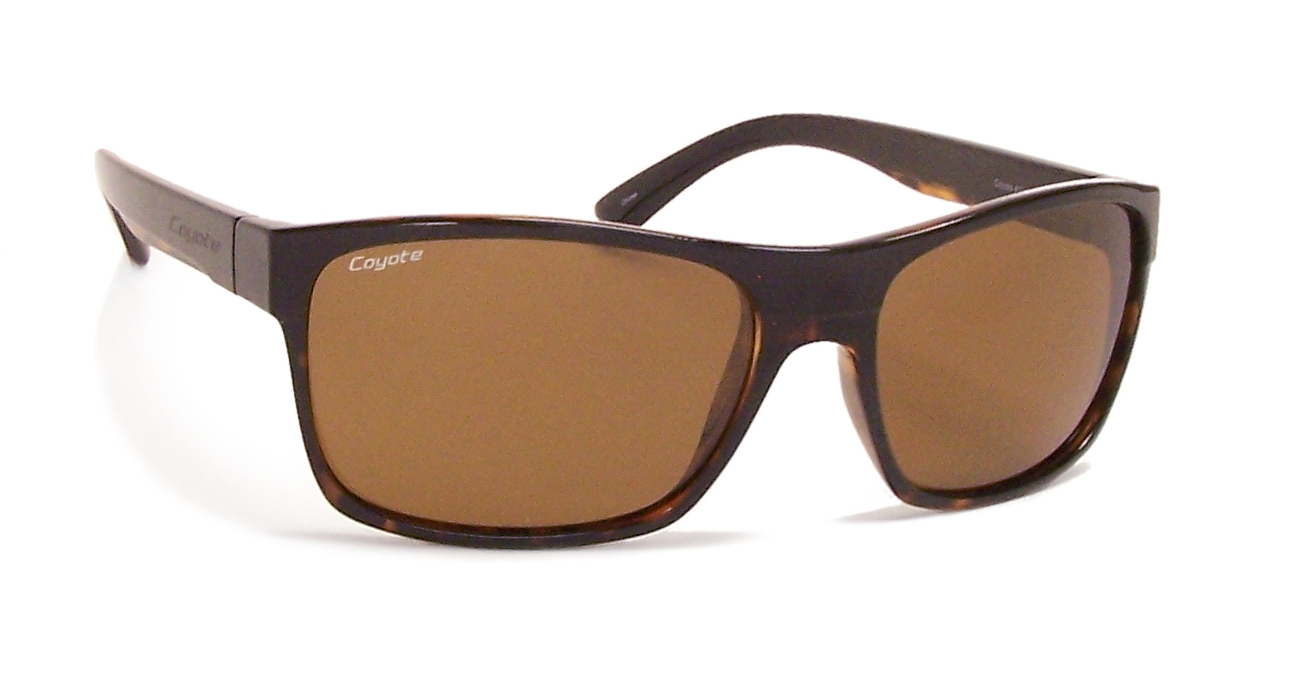 c78dc929ae Coyote Eyewear 680562021349 Twisted Polarized Street   Sport  Sunglasses  44  ...