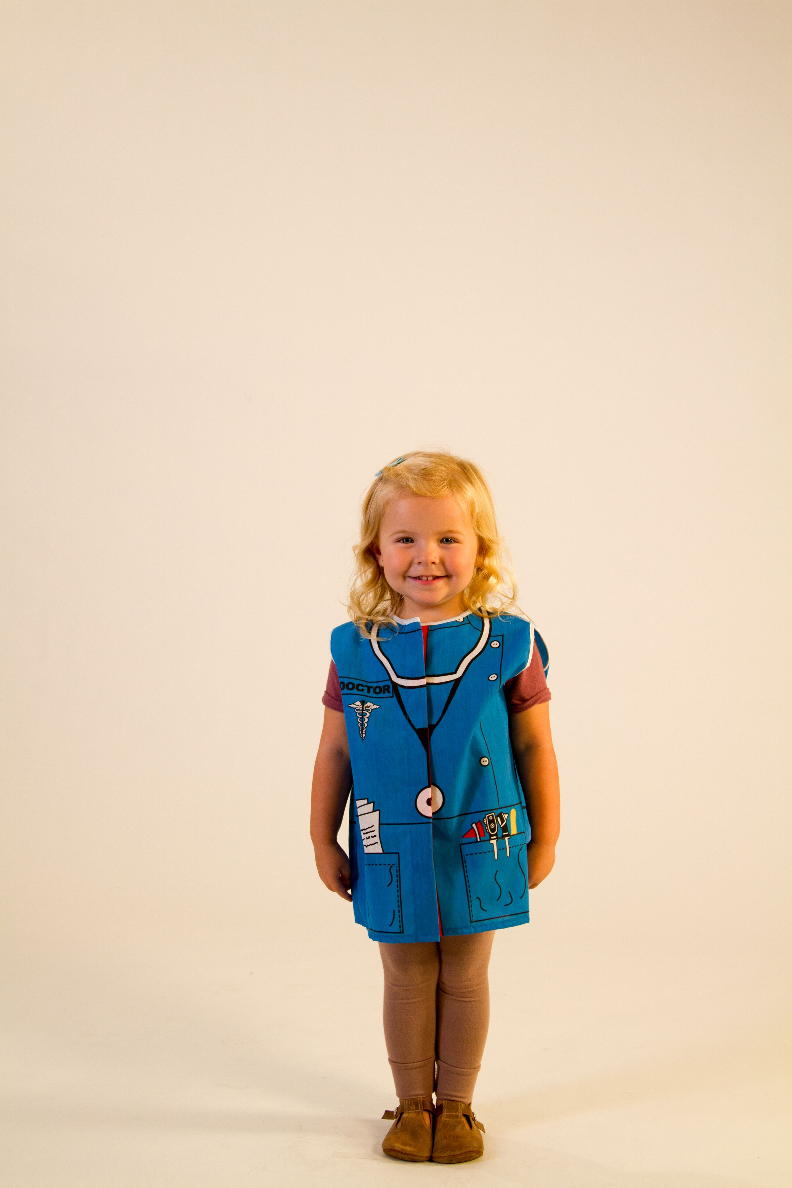 Dexter Educational Toys DEX213 Toddlers Dress-Up Outfit Doctor