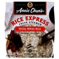 ANNIE CHUNS RICE EXPR WHT STICKY-7.4 OZ -Pack of 6