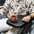 Stander NC94138 Flip Away Wheelchair Armrest Wide, Left