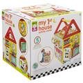 Alex Brands 0A224000-3 Jr. My First House Activity Center