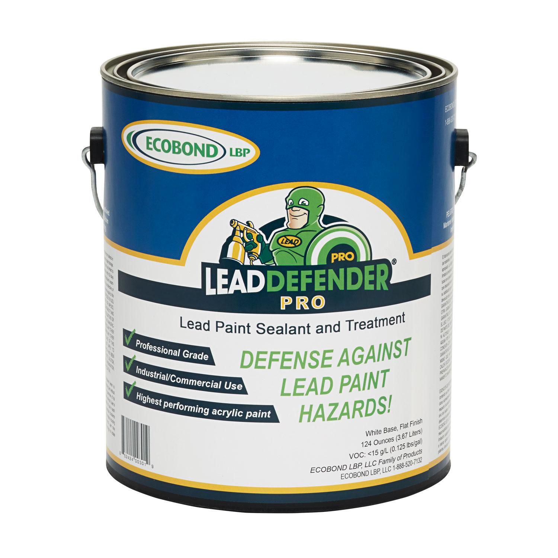 ECOBOND ELDP142001 Lead Defender Pro 1 Gallon - White