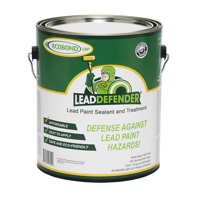 ECOBOND ELDS141701 1 Gallon Lead Defender Off White