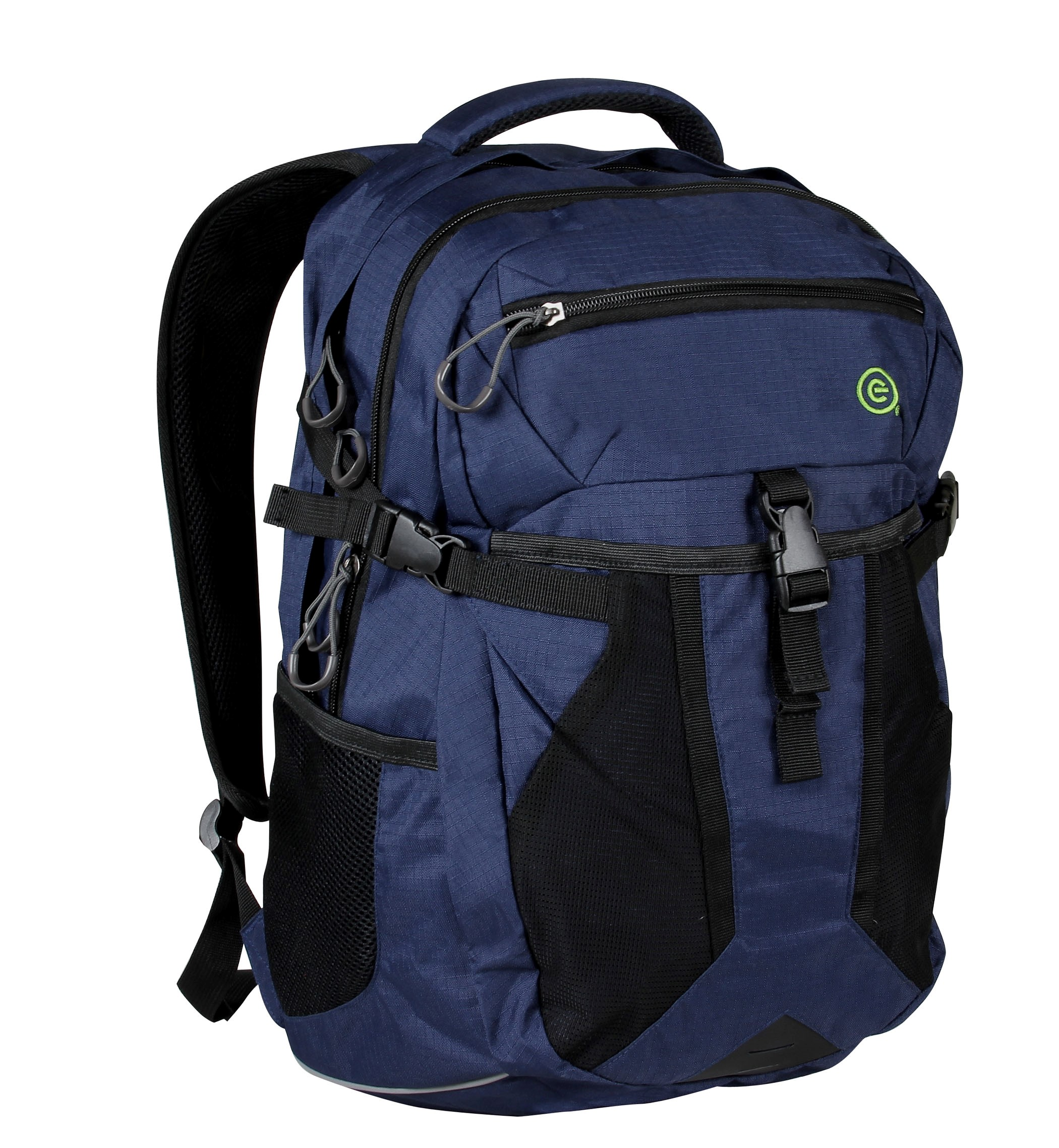 Ecogear BG-4081-EB Bighorn Recycled 17 Backpack, Egyptian Blue