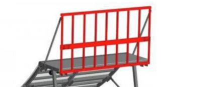 Freshpark FP311 Steeel Safety Rail for Kids