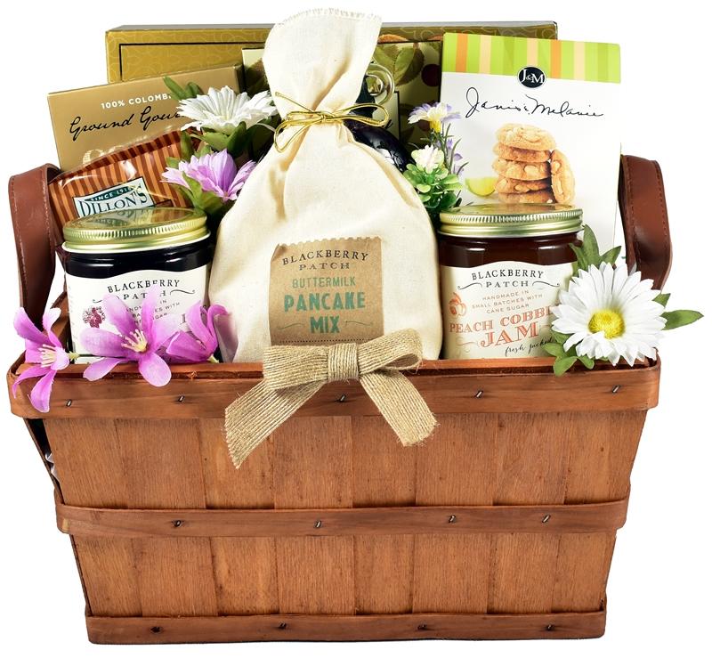 Gift Basket Village GoBrGiCr A Gourmet Breakfast  Gift Basket