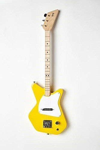 Loog Guitars 239034 Pro Electric Guitar - Yellow