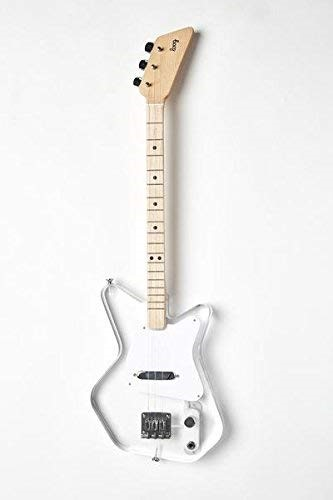 Loog Guitars 239035 Pro Electric Guitar - Lucite