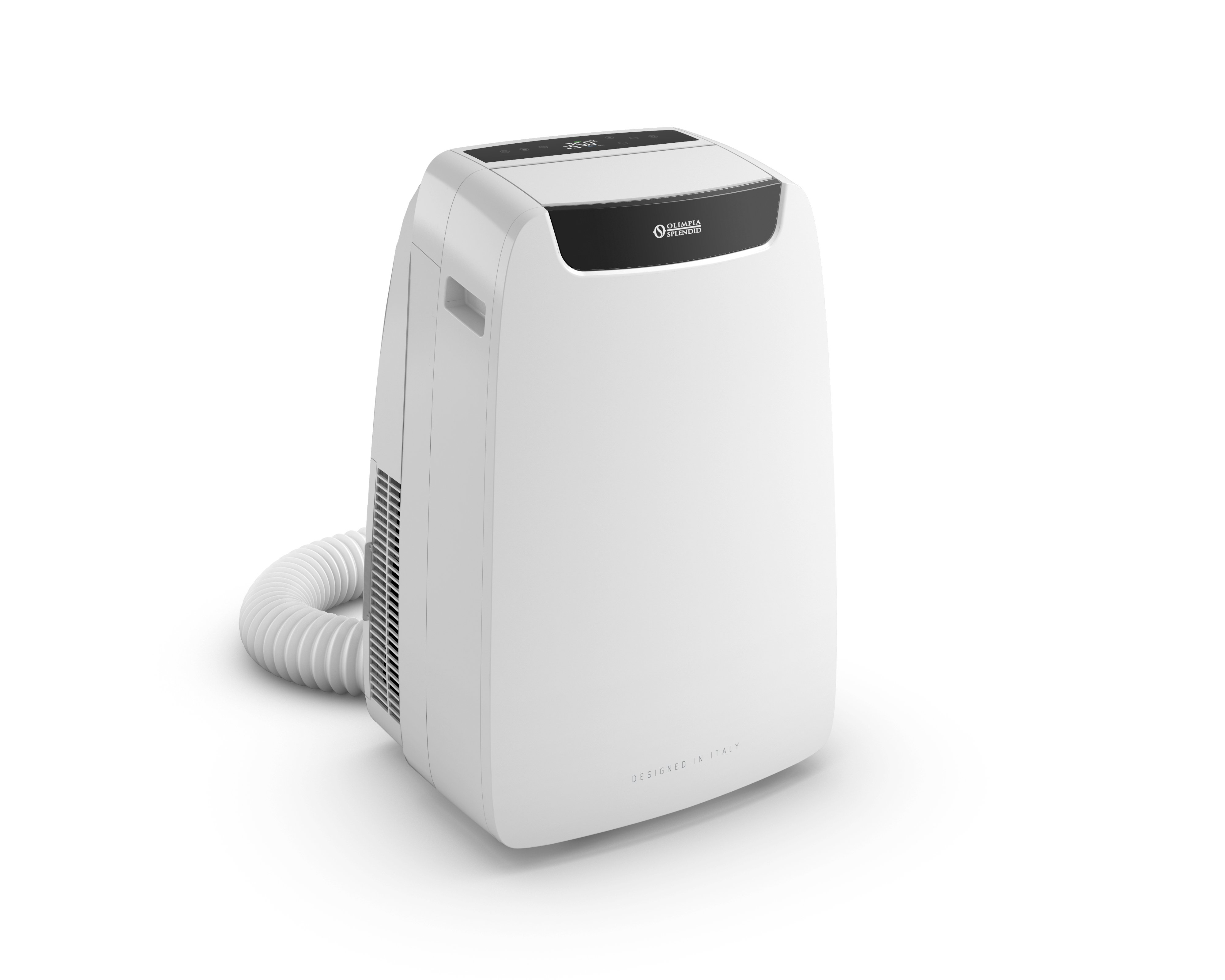Olimpia Splendid 1910 14000 BTU Portable Air Conditioner & Dehumidifier