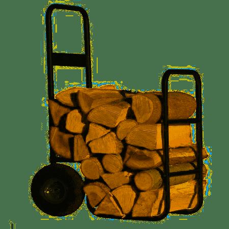 Shelter-It 21500 Firewood Hauler Storage � BLACK