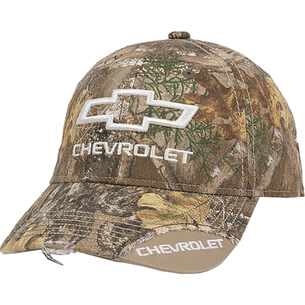Outdoor Cap GEN09 Realtree Xtra Chevrolet Logo Hat