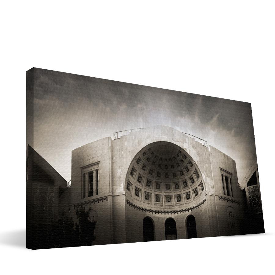 Paulson Designs OHXOS1636 Ohio Stadium Canvas, 16 x 36 in.