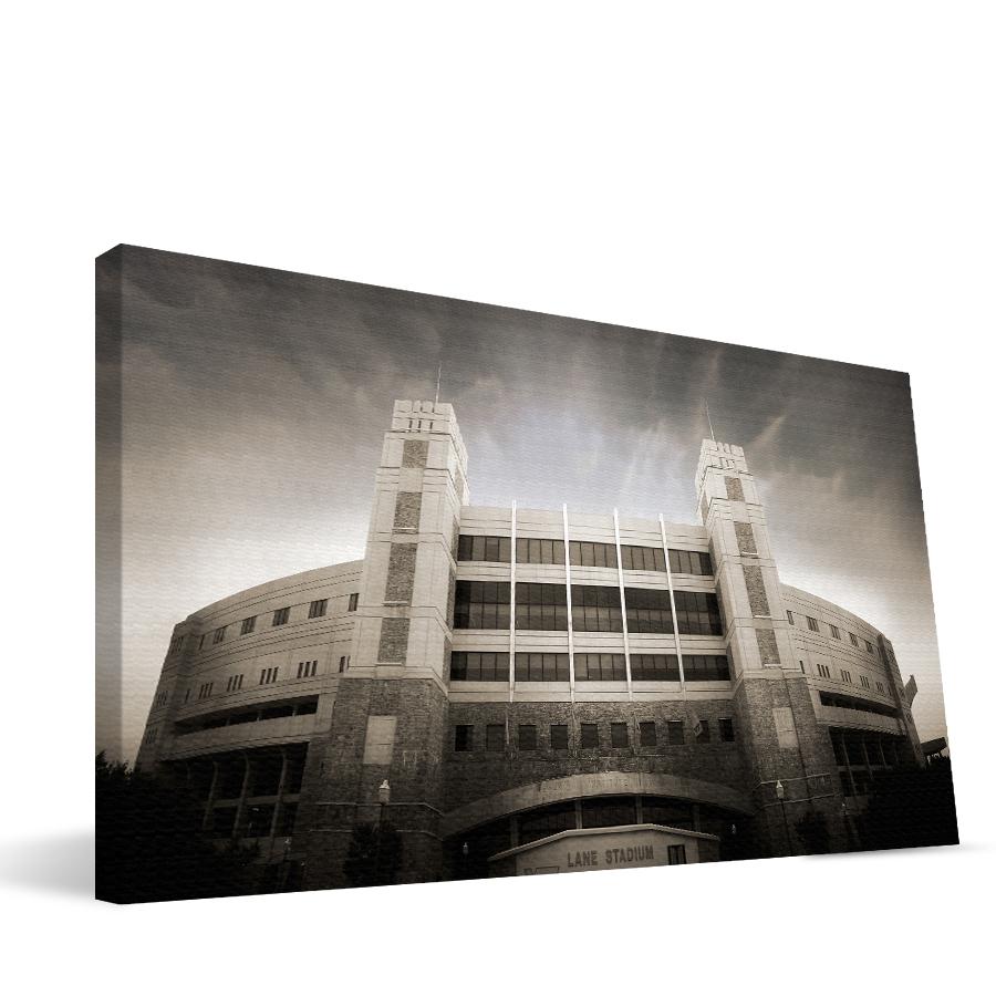 Virginia Tech 16x36 Lane Stadium Canvas