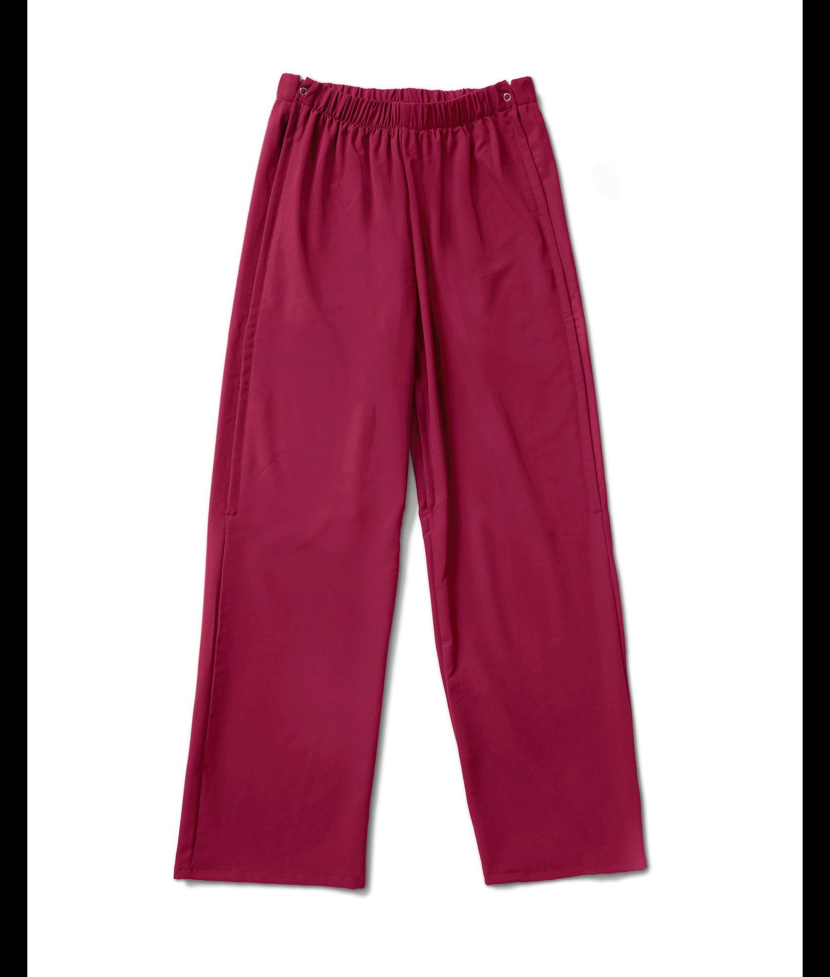 CareZips CareZips-46832-1240-2X Easy Change Trousers & Pants, Plumberry - 2XL