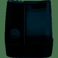Honeywell Environmental HWLHWM845B Filter - Free Warm Moisture Humidifier, Black