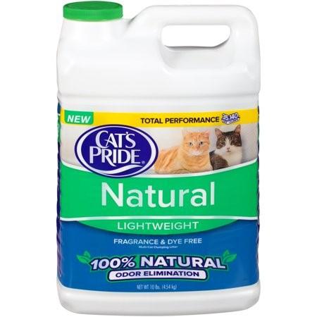 Oil Dri 239549 Natural Cat Litter, 10 lbs