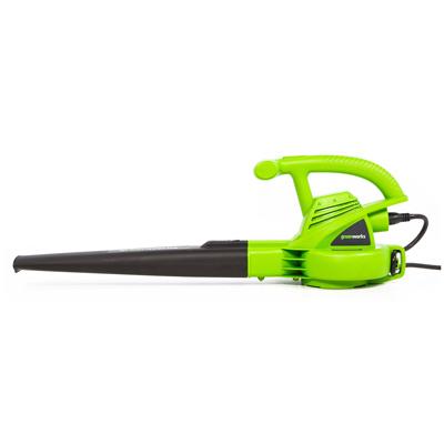 Greenworks Tools 263983 160 mph Amp Electric Leaf Blower