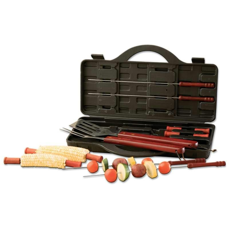 Chefmaster KTBQ15 Chefmaster 15pc Barbeque Set