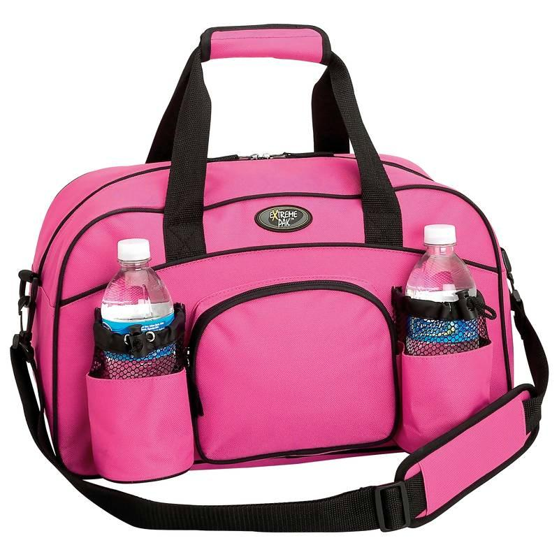 Extreme Pak Pink 18 Inch Sport Duffle Bag