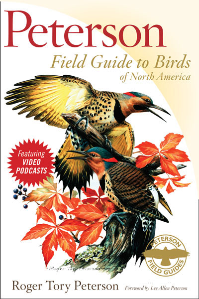 Peterson Books PB9780618966141 A Field Guide to Birds of North America Book