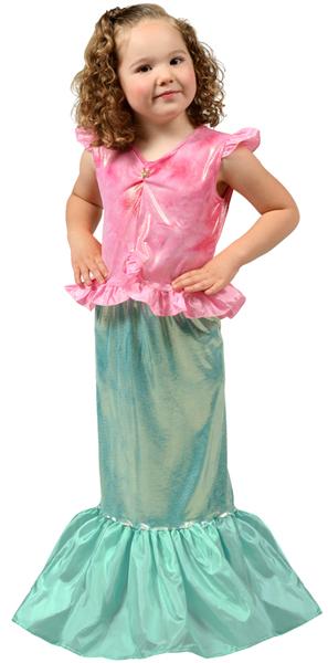 Little Adventures MAG325 Magical Mermaid Costume - Medium