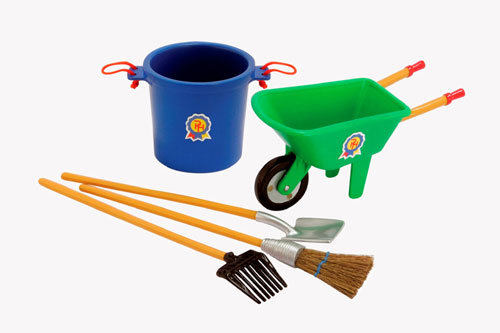 Paradise Horses Q503 Stable Cleaning Set
