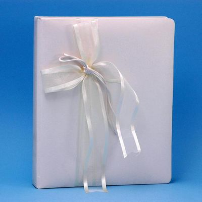 Ivy Lane Design A01115MB/IVO Simplicity Memory Book - Ivory