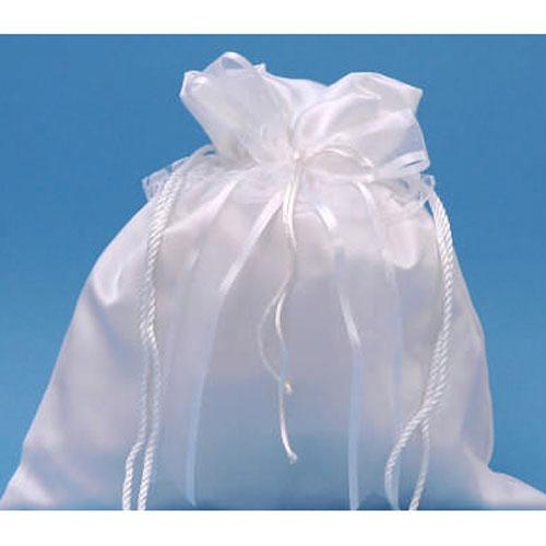 Ivy Lane Design A01115MM/WHT Simplicity Money Bag - White