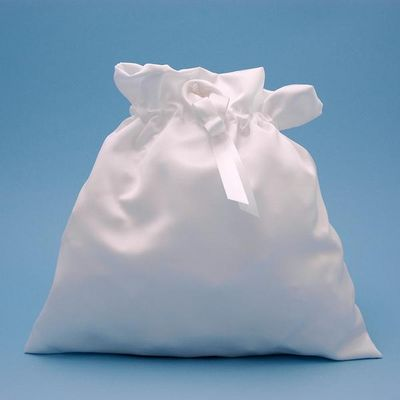 Ivy Lane Design A01075MM/WHT Calla Lily Wedding Money Bag - White