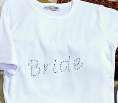 Ivy Lane Design 21UTM Bride Baby T-Shirt - Medium