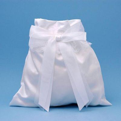 Ivy Lane Design 38M Tres Beau Bridal Money Bag in White