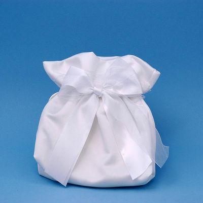 Ivy Lane Design 38Y Tres Beau Bridal Purse Wedding Money Bag in White
