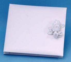 Ivy Lane Design 41F Amour 8 x 8 Inch Photo Album in White