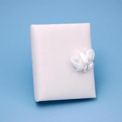Ivy Lane Design 41K Amour 4 x 6 Inch Photo Album in White