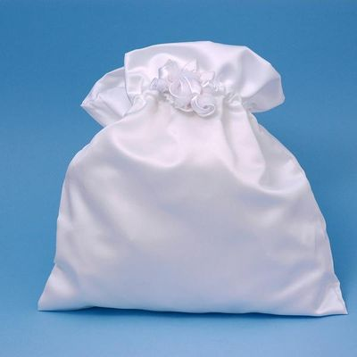 Ivy Lane Design 41M Amour Collection Bridal Accessories Money Bag in White