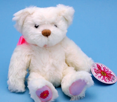 Ivy Lane Design 23S Flower Girl Teddy Bear
