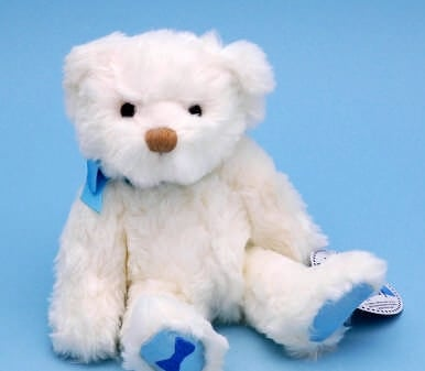 Ivy Lane Design 23T Ring Bearer Teddy Bear