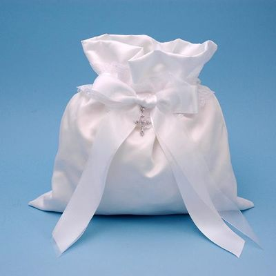 Ivy Lane Design 38MT Grace Money Bag in White
