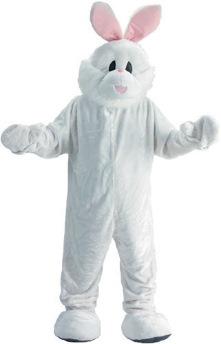 Dress Up America 300-XL Cozy Bunny Mascot Costume Set - X Large