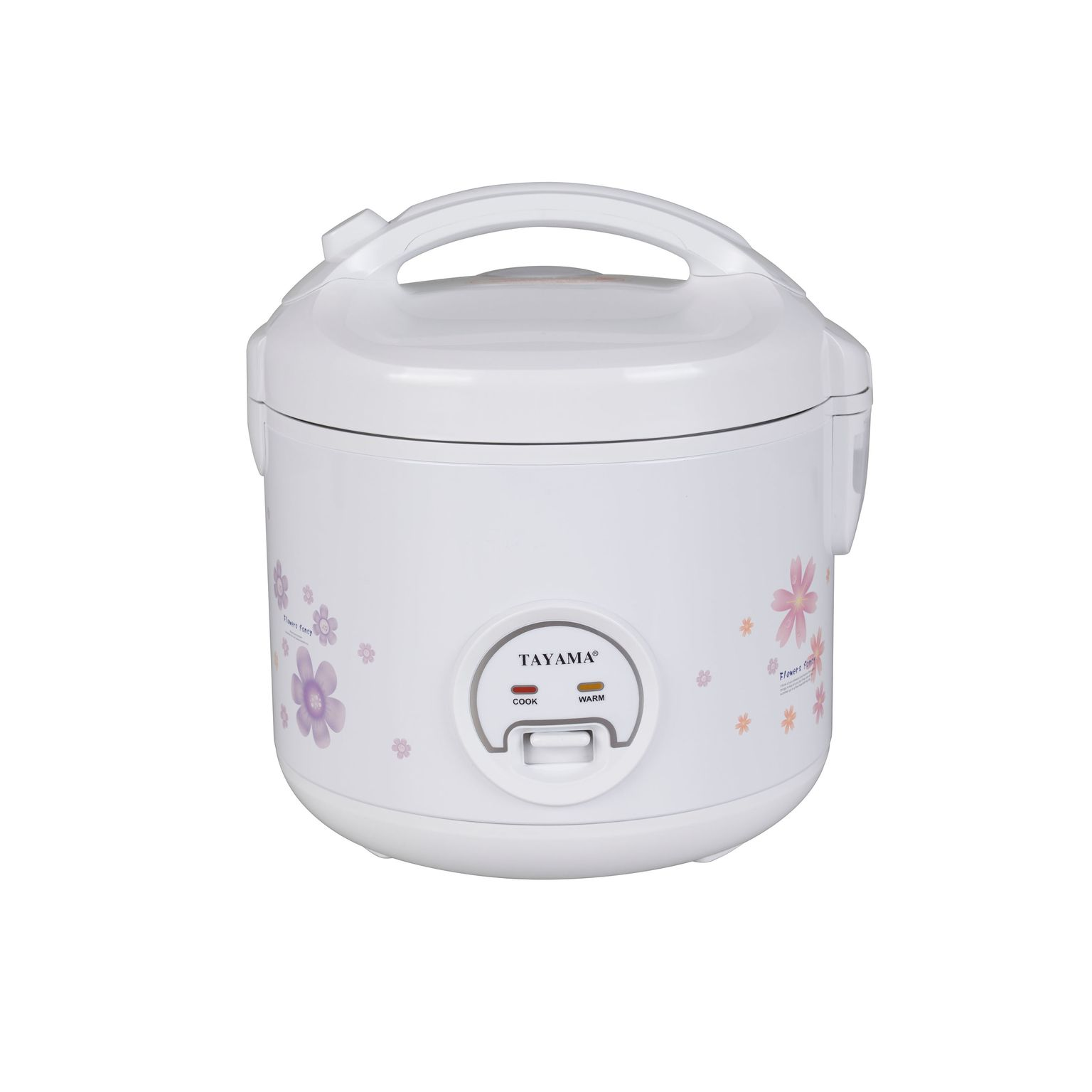 Tayama TRC-10  Automatic Rice Cooker & Food Steamer 10 Cup