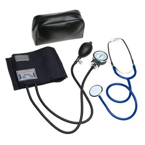 Lumiscope 100-021 Self Taking Manual Blood Pressure Monitor
