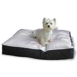 PoochPad PPBED4230B 42 x 30 Inch Large Dog Bed-Blue