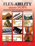 Alfred Publishing 00-30322 Flex-Ability: More Pops