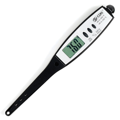 CDN DT450X ProAccurate Quick Tip  Waterproof Pocket Thermometer