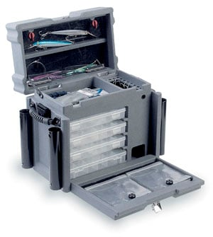 SKB 2SKB-7100 Small Tackle Box