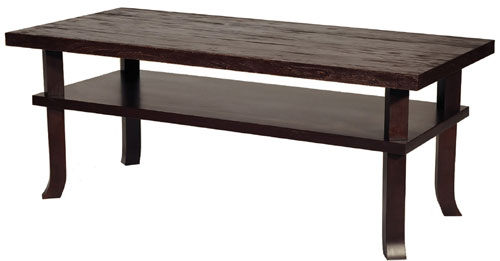 Access Designer Decor 15A-1020-D1 Sonoma Heights Cocktail Table - Espresso