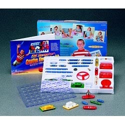 Kid Inventor K-120 Basic Electronics Kit - 120 Projects