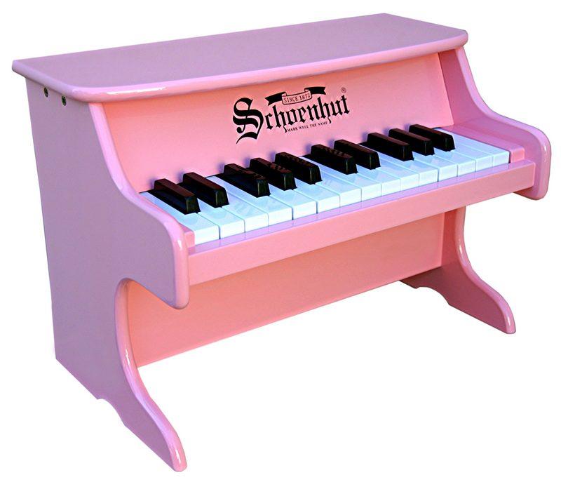 Schoenhut 2522P My First Piano II - Pink